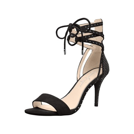 083c488af926 ‹Back to Casual Shoes. Jessica Simpson Womens Maevi Open Toe Formal Ankle  Strap - image 1 of 2 ...