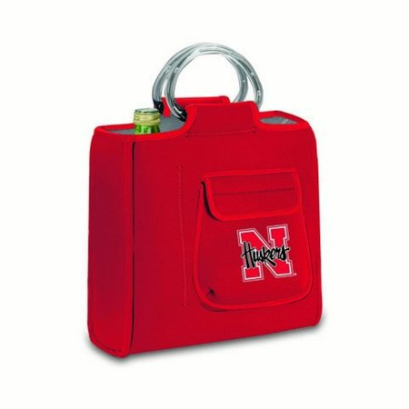 Nebraska Cornhuskers Heavy Duty Insulated Lunch Bag Picnic Tote