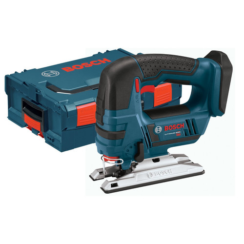 18-Volt Lithium-Ion Cordless Jig Saw with L-Boxx 2 and Bare Tool (Tool-Only)