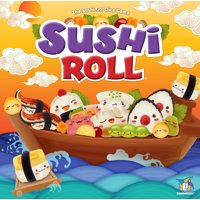 Gamewright - Sushi Roll - Game