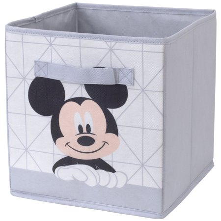- Disney Mickey Mouse Collapsible Storage Bin