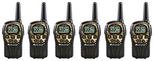 """Midland LXT535VP3 (6 Pack) 2Way Radio"" by Midland"