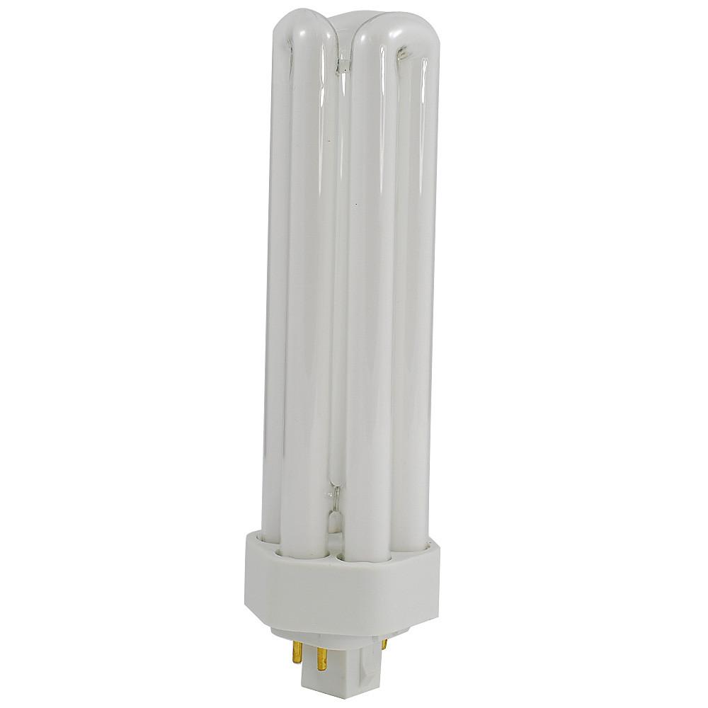 26W 2700k Bulb SUNLITE GX24Q-3 Triple Tube 4 Pin