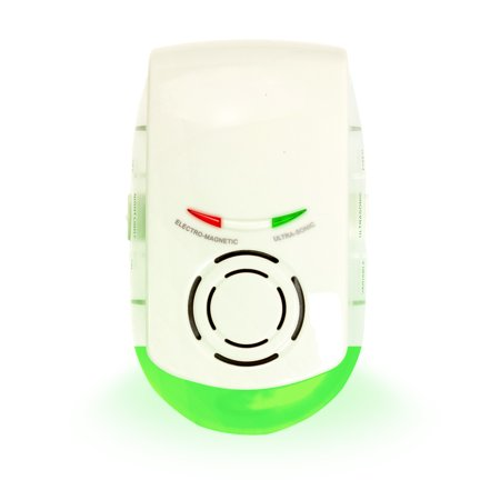 Pest Repeller Against Rodents   Insects W  Night Light By Reusable Revolution