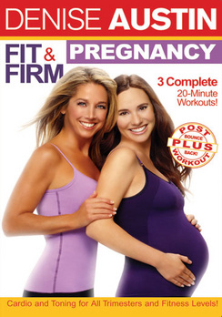 Denise Austin: Fit & Firm Pregnancy (DVD) by LIONS GATE