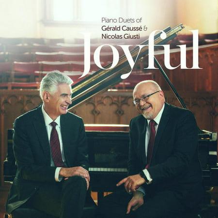 Joyful: Piano Duets Of Gerald Causse & Nicolas