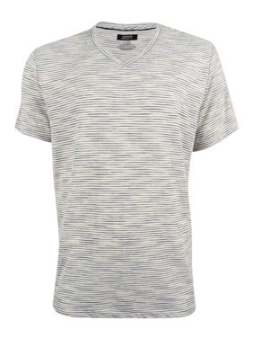 999c0865d3f0 Product Image Alfani Men's Premium Stripe V-Neck T-Shirt (Stone Block  Combo, ...
