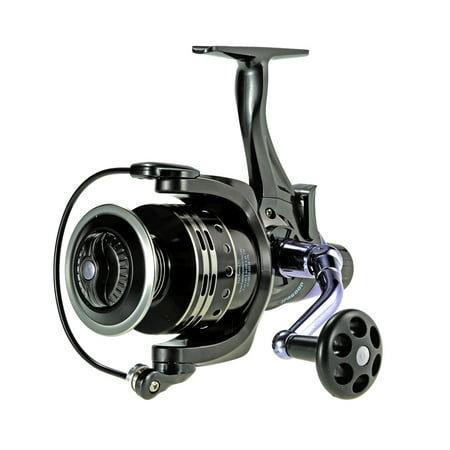 11+1BB Ball Bearings 4.7:1 Ultra Smooth Spinning Fishing Reel Right/Left Interchangeable Fishing Reel for Freshwater Saltwater thumbnail