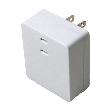 Westek Rocker Plug-In Touch Wall Mounted Dimmer (Inca Dimmer)
