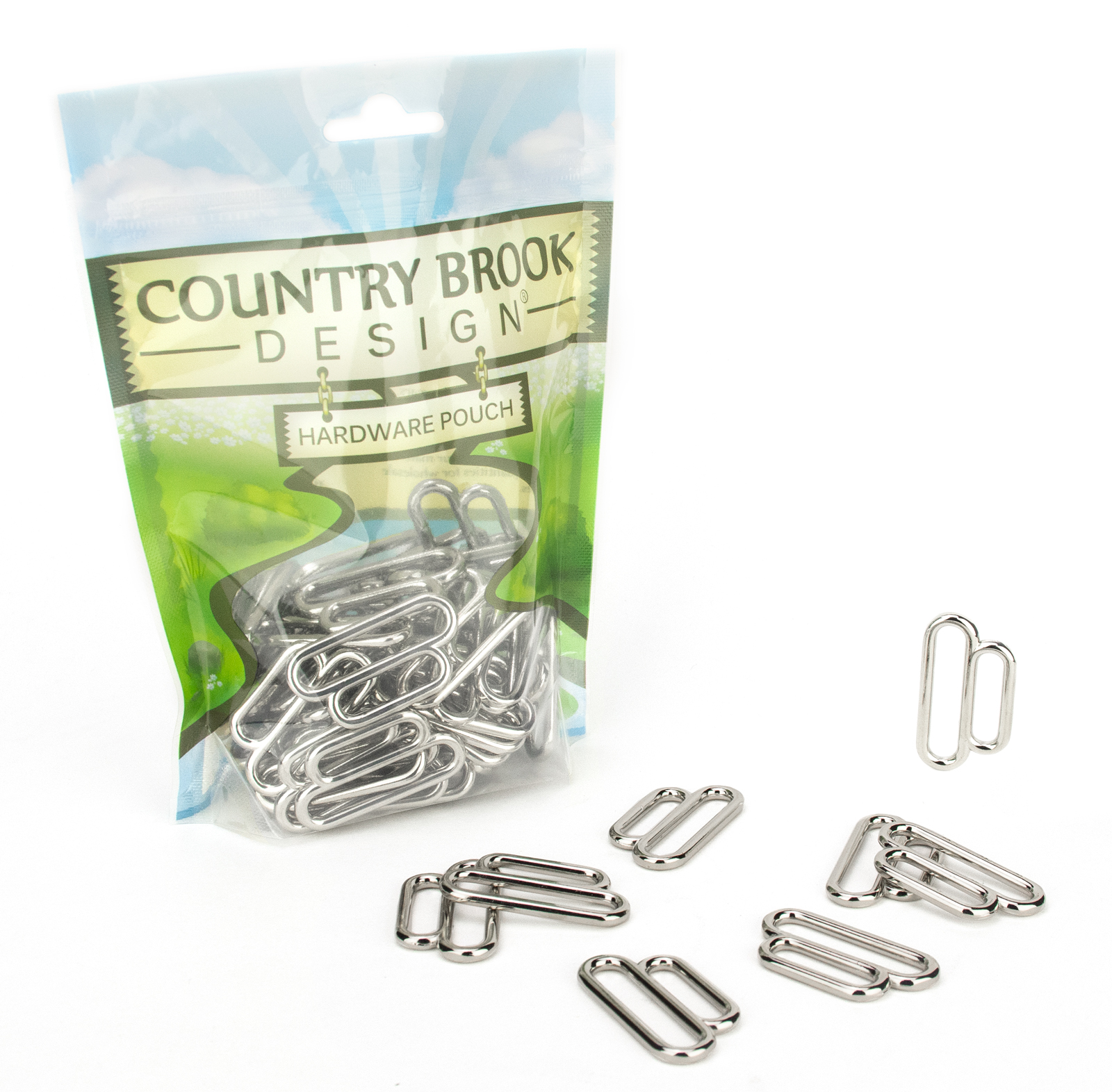 Country Brook Design® 1 1/2 Inch to 1 Inch Reducer Slides