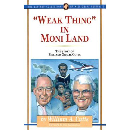 Weak Thing in Moni Land - eBook