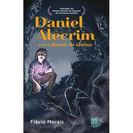 Daniel Alecrim e o talismã de ébano - eBook ()