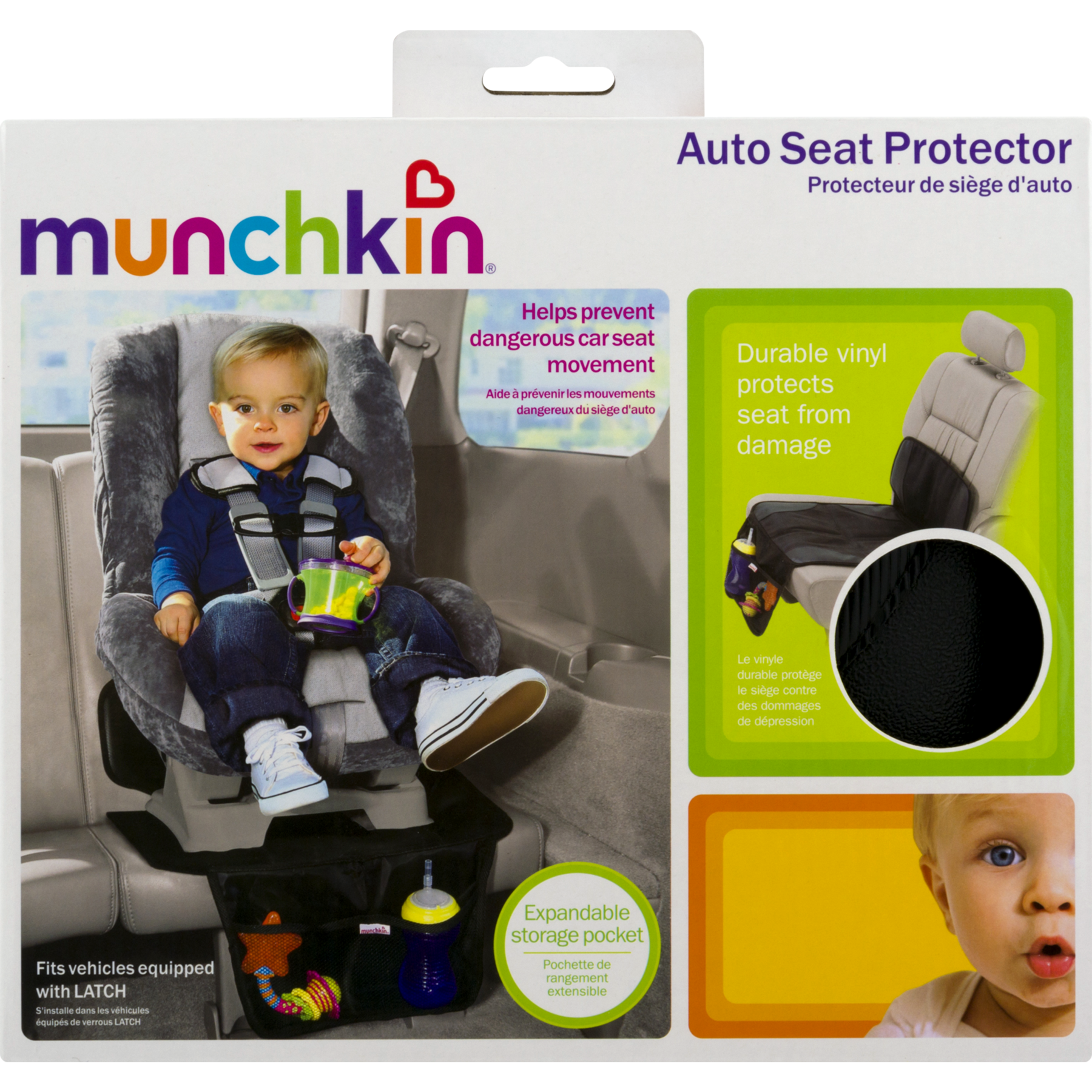 Munchkin Auto Seat Protector 1 Count