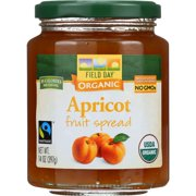Field Day Fruit Spread - Organic - Apricot - 14 oz - case of 12