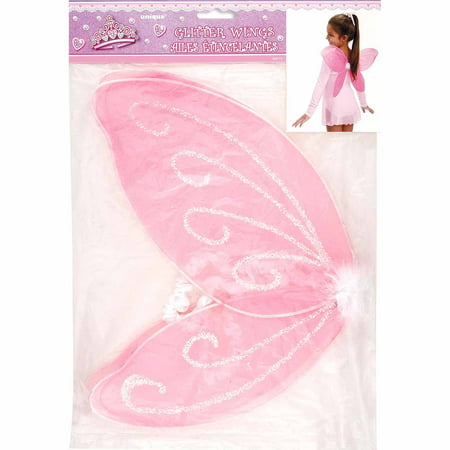 Glitter Fairy Wings -