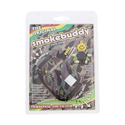 - Smoke Buddy Personal Air Purifier, Camo By smokebuddy