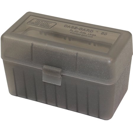 MTM 50 Round Flip-Top 270 Win 280 Rem 30-06 Rifle Ammo Box -