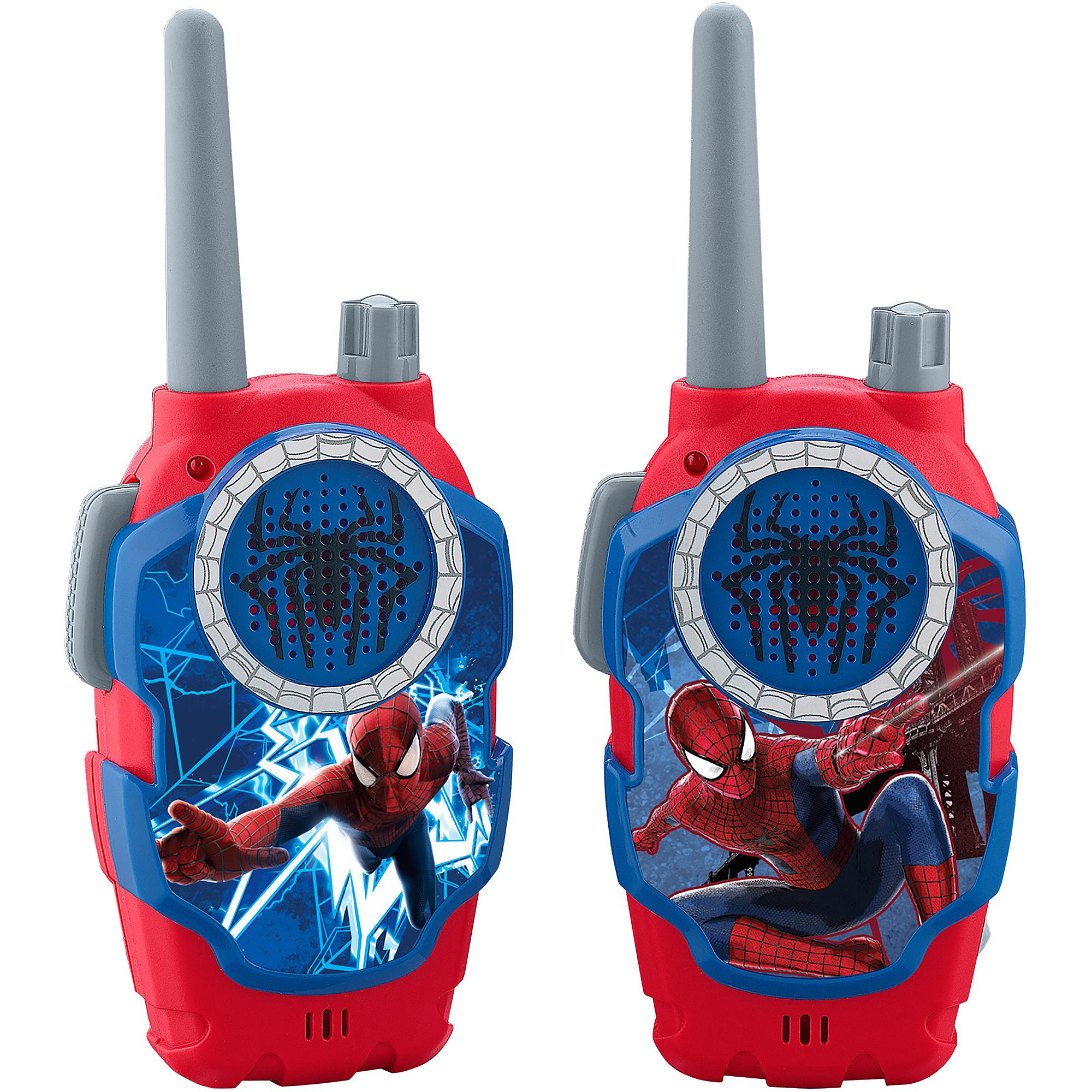 Amazing Spider-Man FRS 2-Way Radios