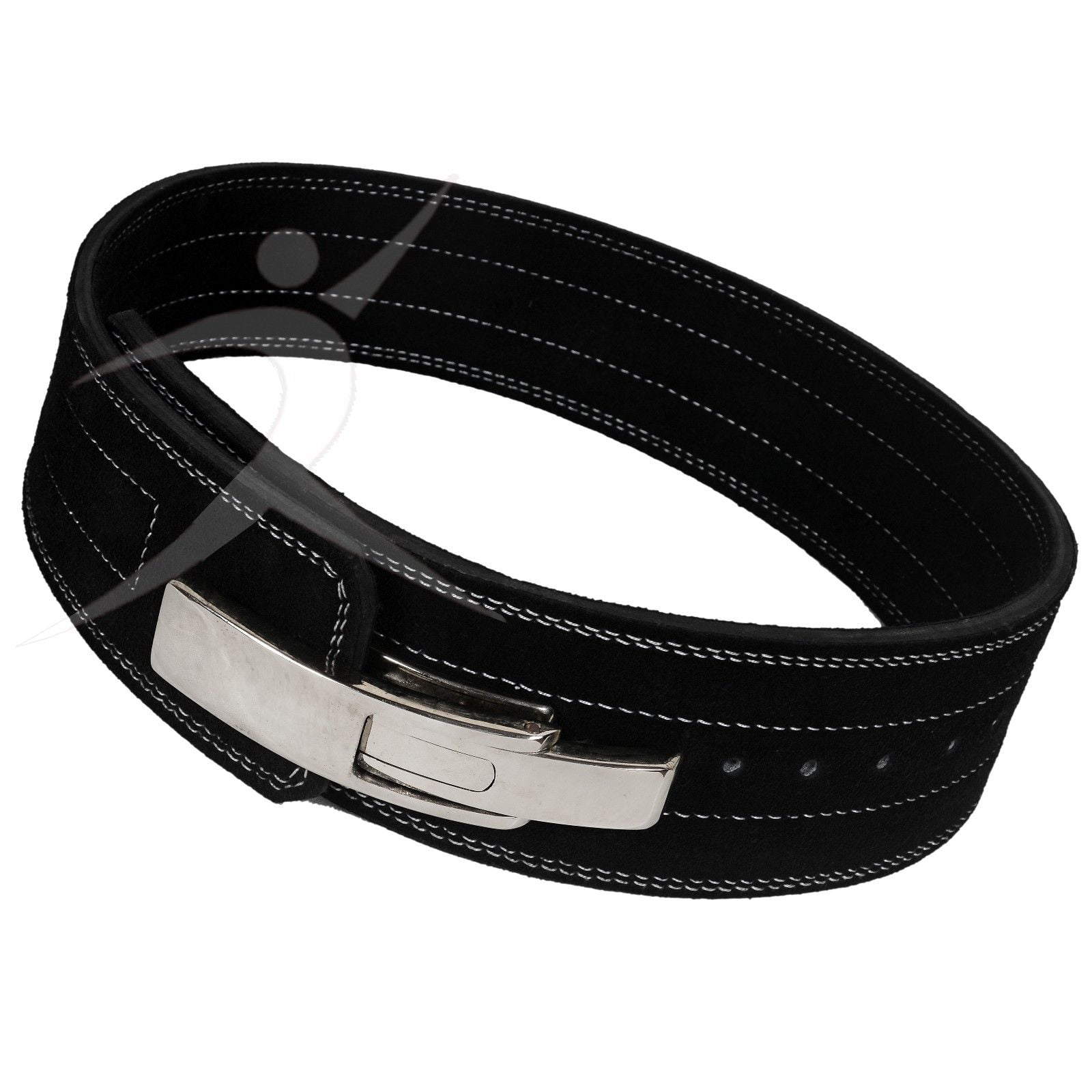 ARD CHAMPS Weight Power Lifting Leather Lever Pro Belt Gym Training Black Xtra Small by