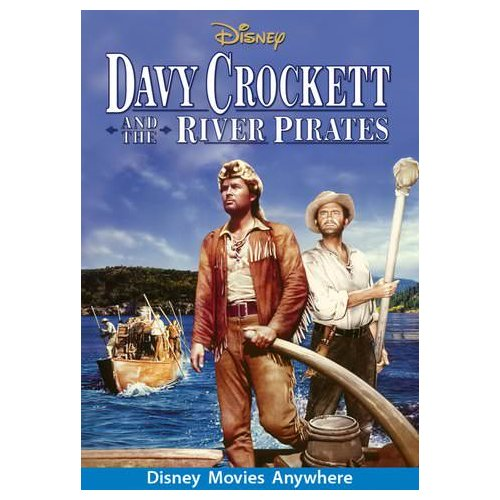 Davy Crockett and the River Pirates (1956)