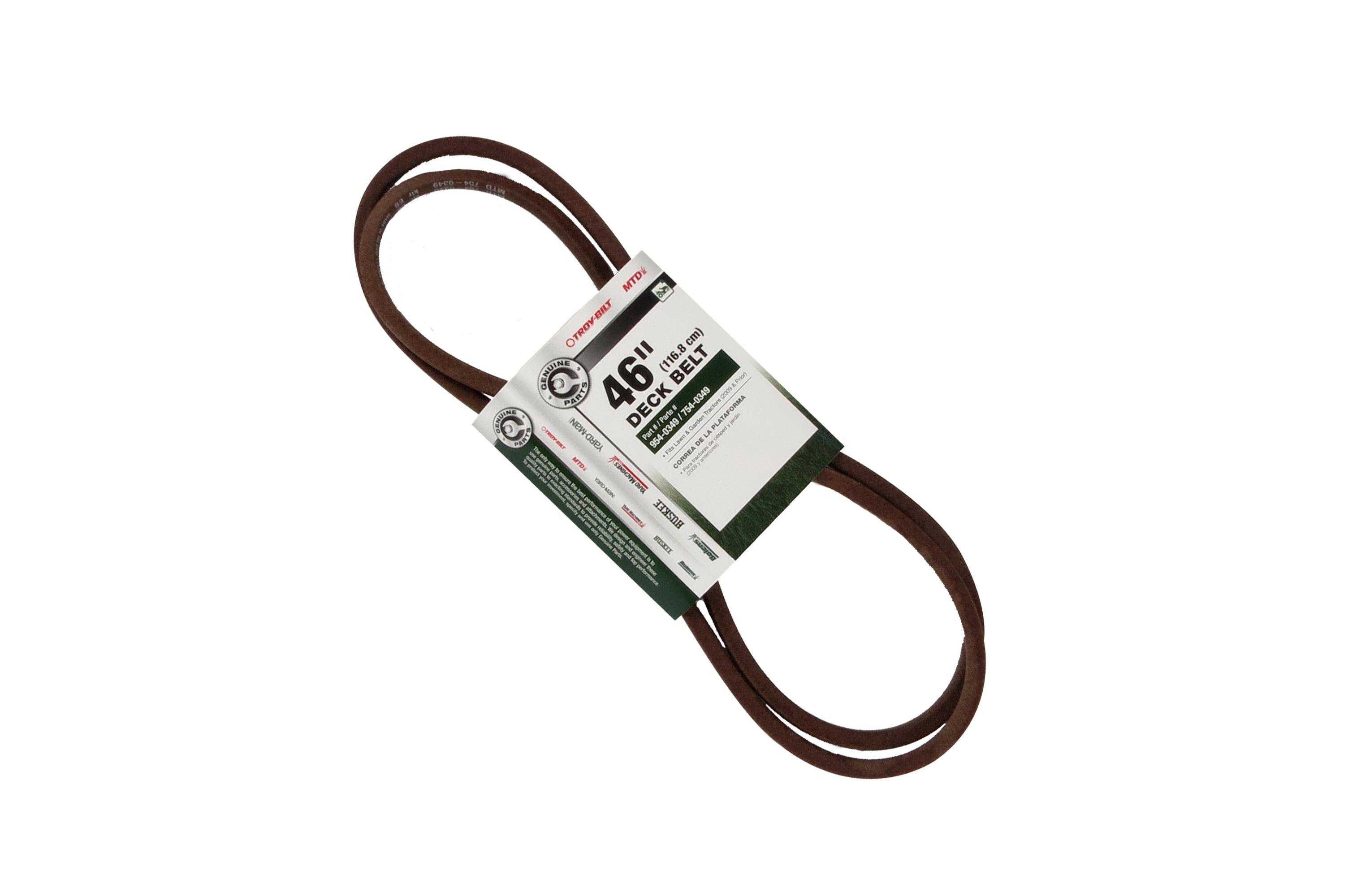 """Genuine Parts 46/"""" Deck Belt 954-0349 New!!!"""