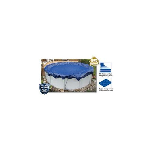 Arctic Armor WC924-4 15 Year 16' x 25' Oval Above Ground Swimming Pool Winter Covers