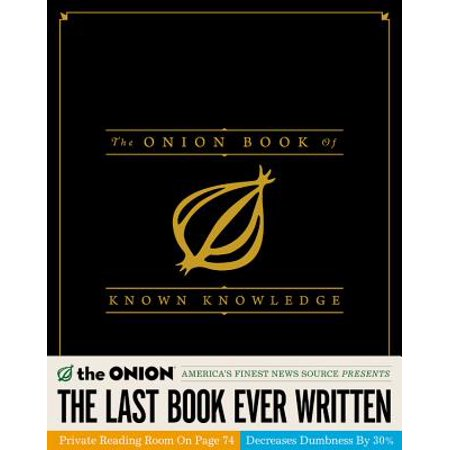 The Onion Book of Known Knowledge : A Definitive Encyclopaedia Of Existing (Installing A New Outlet From An Existing Outlet)