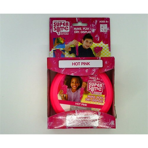 Hot Pink Super Slime - Science Kit by Be Amazing (5335)