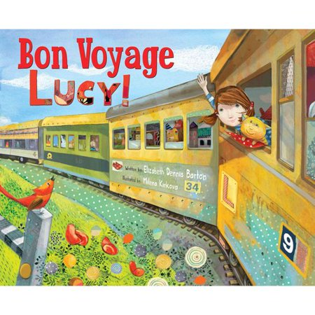Bon Voyage, Lucy! by