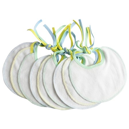 - Bambini Infant Three Piece Bib Set (Pack of 9)