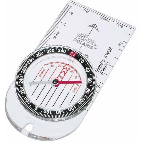 Silva Polaris Baseplate Compass by Silva Products