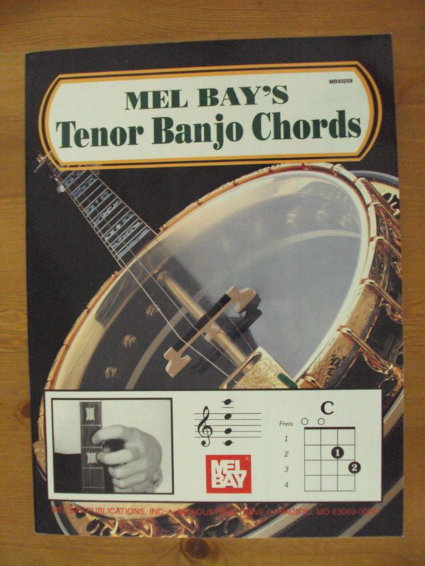 Mel Bay's Tenor Banjo Chords by