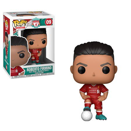 Funko 29216 Pop! Football S1: Liverpool - Roberto