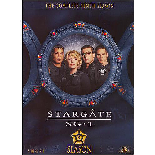 Stargate SG-1: The Complete Season 9