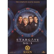 Stargate SG-1: The Complete Season 9 by METRO-GOLDWYN-MAYER INC