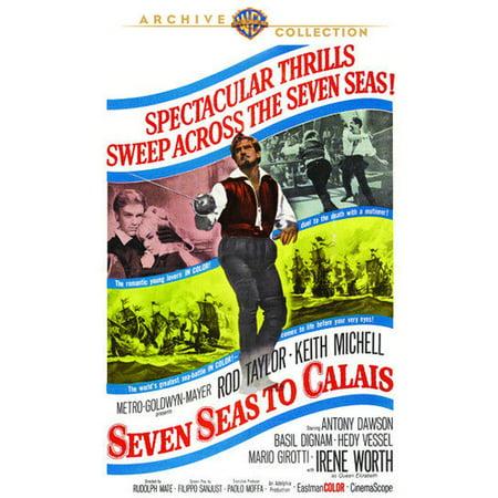 Seven Seas Four - Seven Seas To Calais (DVD)