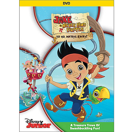 Jake and the Never Land Pirates: Season 1, Vol. 1 (DVD)