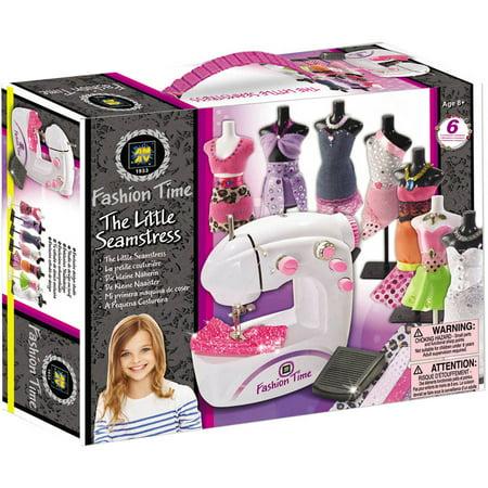 Fashion Time Little Seamstress Sewing Machine