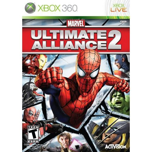 Activision Marvel: Ultimate Alliance 2