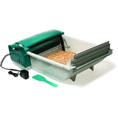 Automatic Cat Pan (Pet Zone Smart Scoop Automatic Cat Litter Box,)