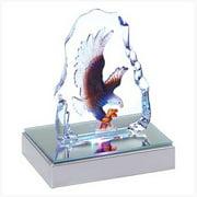 SWM 39360 Eagle Crystal Sculpture