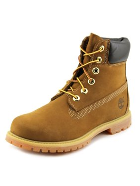 Timberland 6 In Prem Round Toe Suede Work Boot