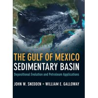 The Gulf of Mexico Sedimentary Basin (Hardcover)