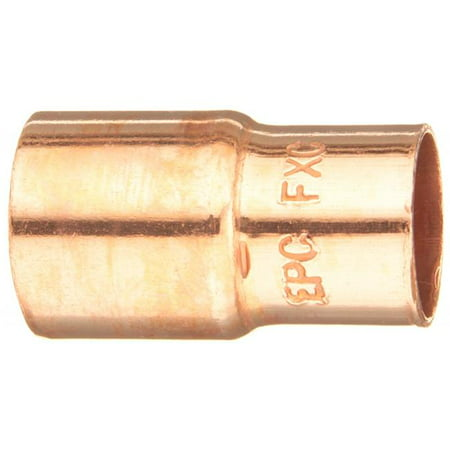 8769713,COPPER FITTINGS,FITTING REDUCER,FTG x C - WROT Size In=1 x