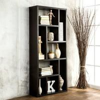 Furniture of America Multi-purpose 3-in-1 Display Cabinet (Cappuccino)