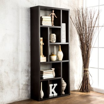 Furniture of America Multi-purpose 3-in-1 Display Cabinet