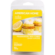 American Home by Yankee Candle Lemon Cupcake, 2.6 oz Fragranced Wax Cubes