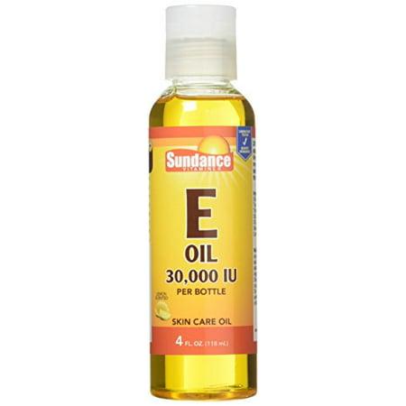 Sundance Vitamin E Oil Liquid, 4 Fluid Ounce - image 1 of 1