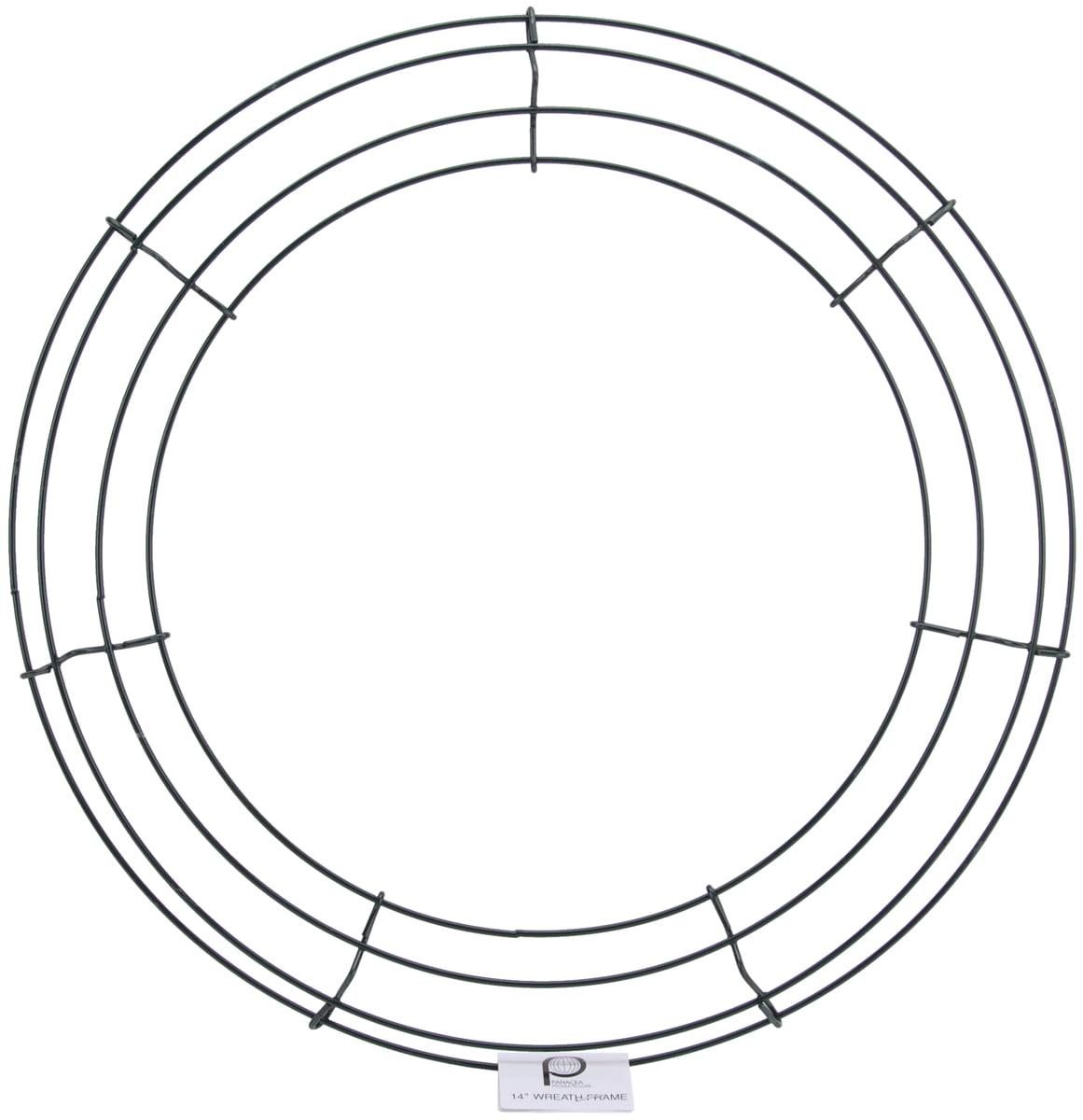 Wire Wreath Frame 14