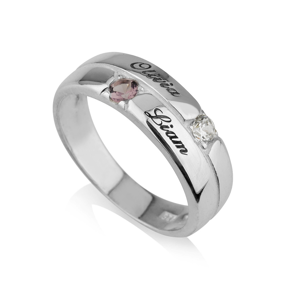 Personalized necklaces on walmart marketplace for Walmart jewelry mothers rings